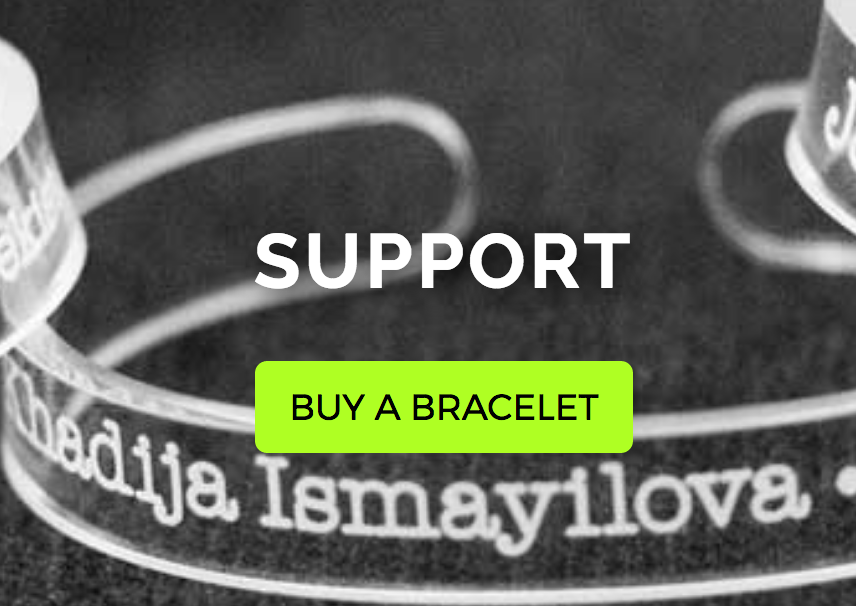 buy a bracelet press uncuffed campaign image